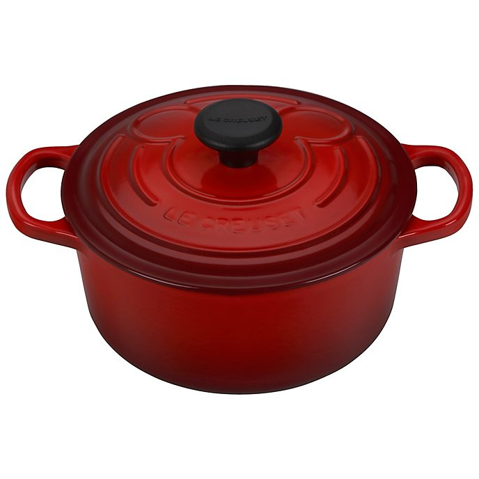 Le Creuset Cocotte Mickey Mouse