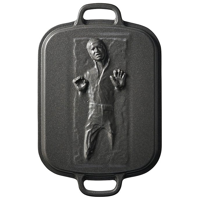 Le Creuset Han Solo Carbonite Signature Roaster, Star Wars