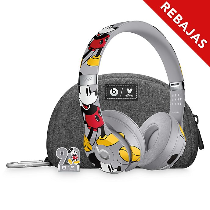 Auriculares Beats Solo3 Wireless conmemorativos del 90 aniversario de Mickey