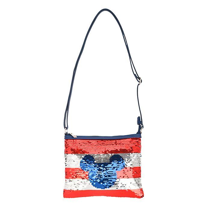 Disneyland Paris Mickey Mouse Americana Crossbody Bag