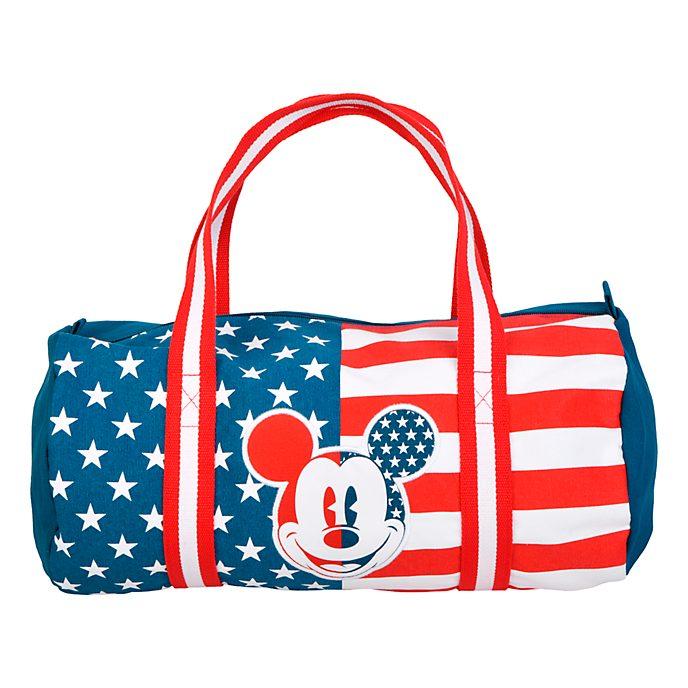 Disneyland Paris Mickey Mouse Americana Duffle Bag