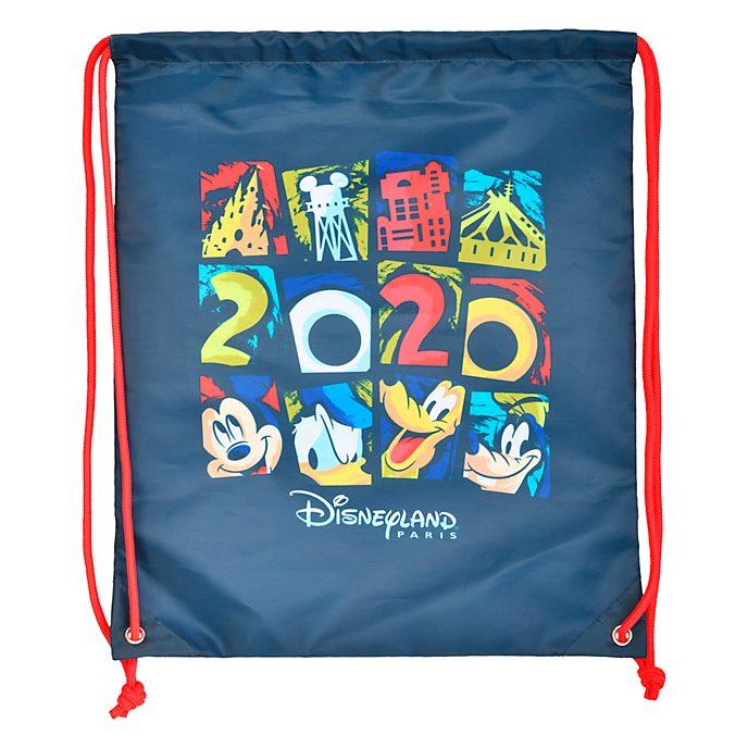Disneyland Paris Mickey and Friends 2020 Drawstring Bag
