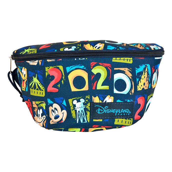 Disneyland Paris Mickey and Friends 2020 Belt Bag