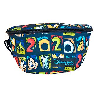 Disneyland Paris Mickey and Friends 2020 Belt Bag
