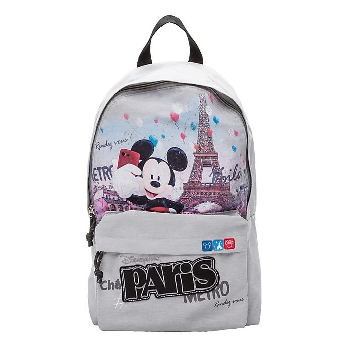 Sac à dos Illustration Mickey Mouse Disneyland Paris