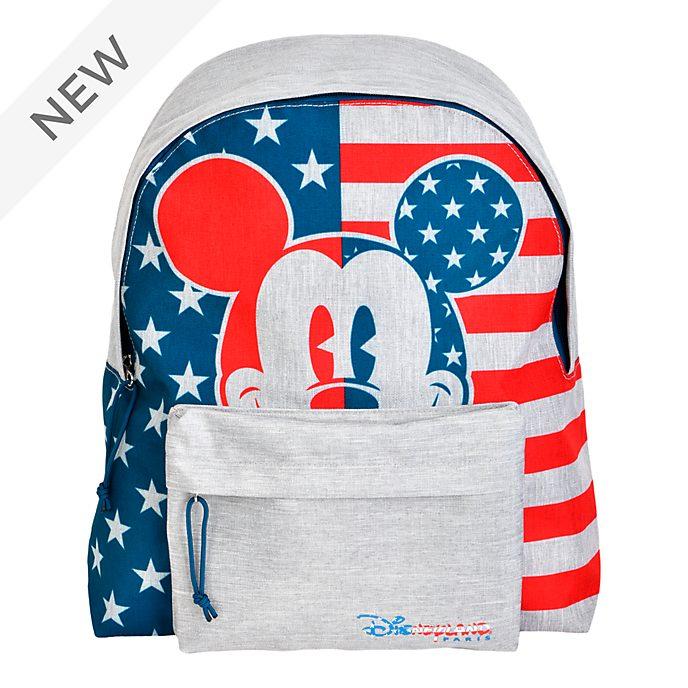 Disneyland Paris Mickey Mouse Americana Backpack