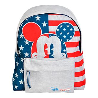 Disneyland Paris Mickey Mouse Americana Backpack