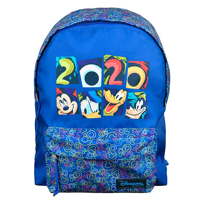 Disneyland Paris Mickey and Friends 2020 Backpack
