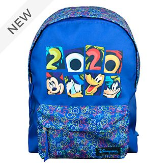 Disneyland Paris Mickey and Friends 2020 Backpack
