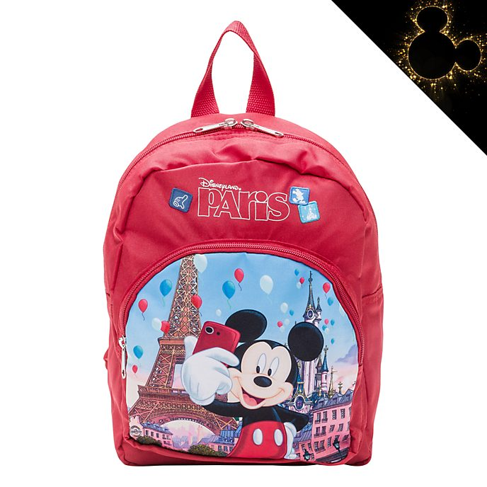Disneyland Paris Mickey Mouse Backpack
