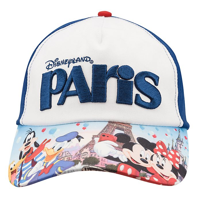 Casquette pour adultes Disneyland Paris