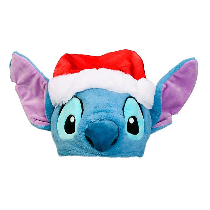 Disneyland Paris Bonnet de père Noël Stitch pour enfants
