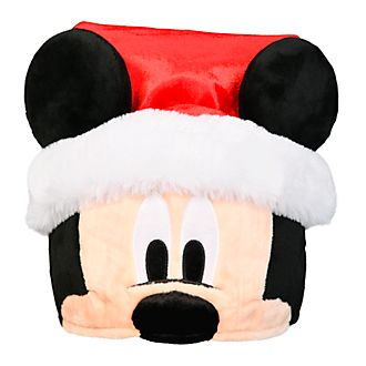 Disneyland Paris Mickey Mouse Christmas Hat For Kids
