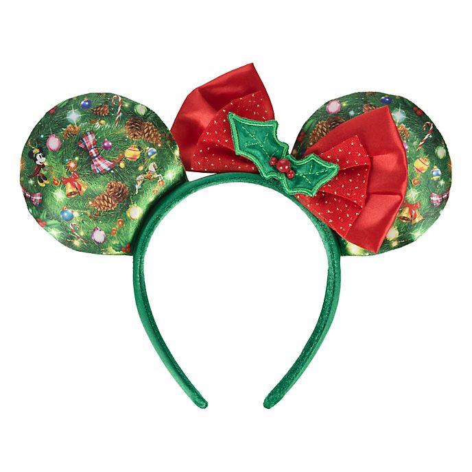Serre-tête oreille Houx Minnie Mouse Disneyland Paris