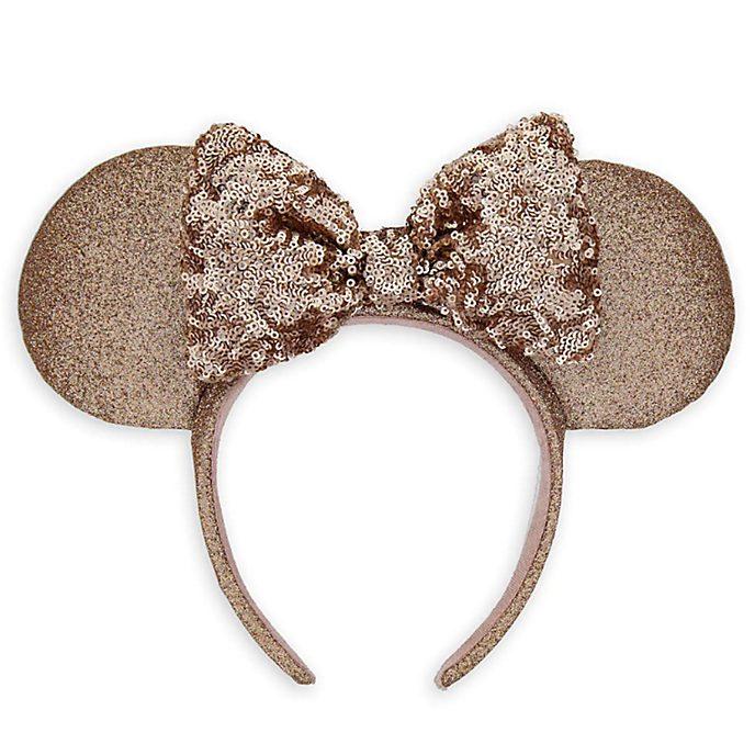 Disneyland Paris Briar Rose Gold Ears Headband