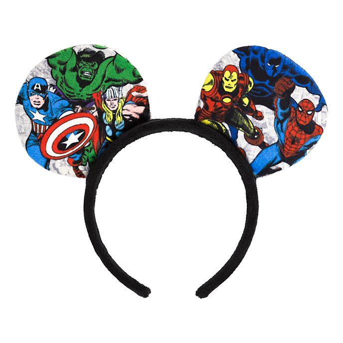 Serre-tête oreille Marvel Comics Disneyland Paris