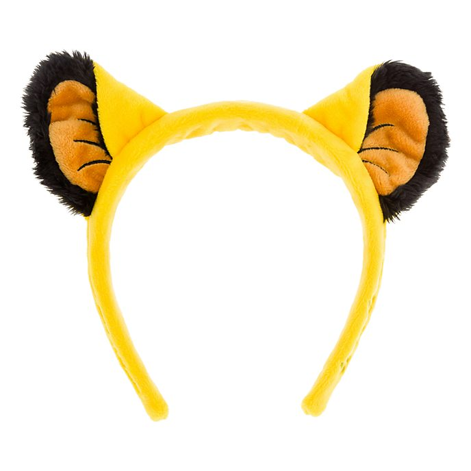 Disneyland Paris Simba Ears Headband For Adults, The Lion King