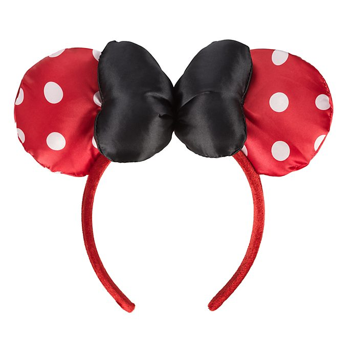 Serre-tête oreille Minnie Pois Disneyland Paris