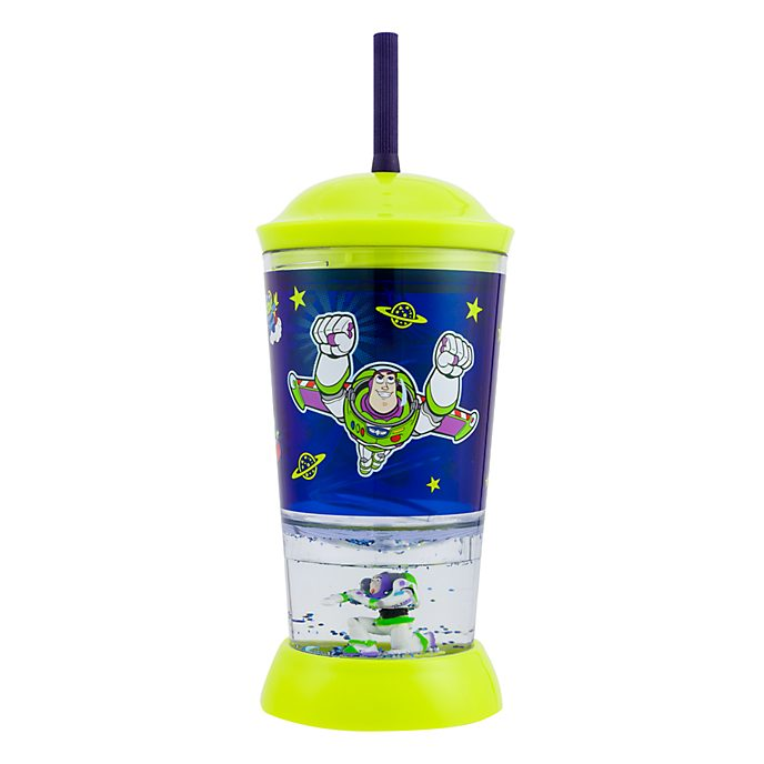 Disneyland Paris Buzz Lightyear Straw Tumbler