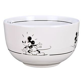 Disneyland Paris Mickey Mouse Sketch Salad Bowl