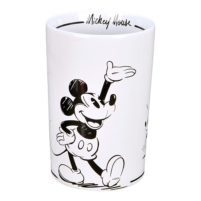 Disneyland Paris Mickey Mouse Sketch Utensil Holder