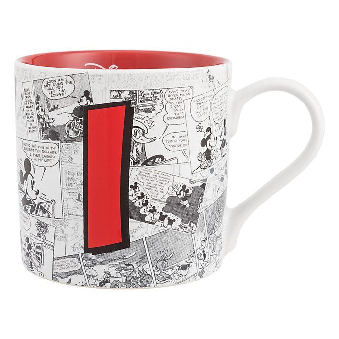 Mug Alphabet Lettre I Disneyland Paris