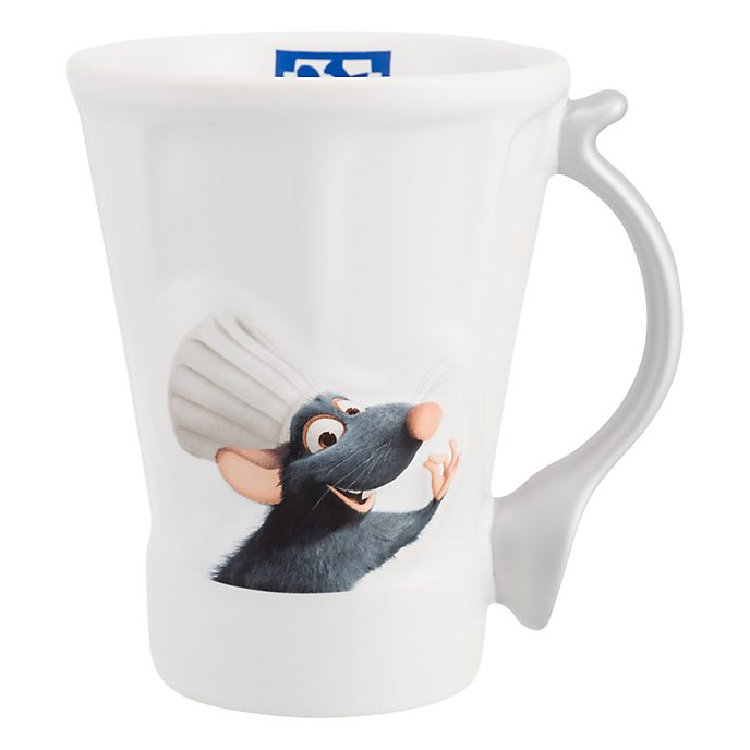 Disneyland Paris Remy from Ratatouille Chef's Hat Mug