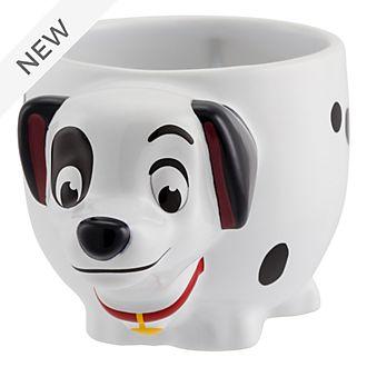 Disneyland Paris Patch Mug, 101 Dalmatians