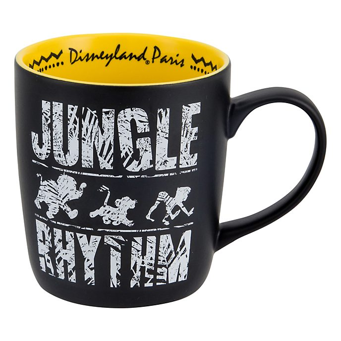 Disneyland Paris Mug Le Festival du Roi Lion et de la Jungle