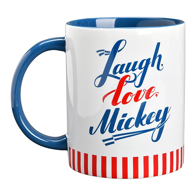 Disneyland Paris Mug Mickey Mouse Americana