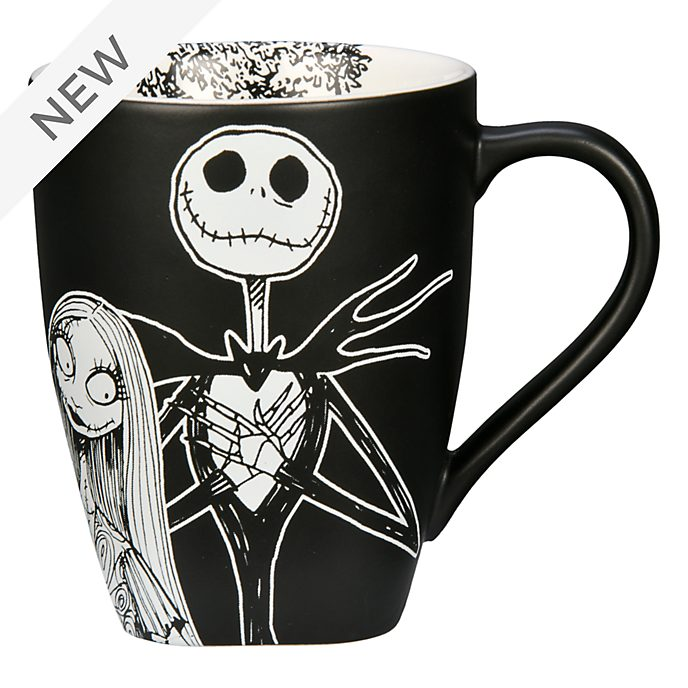 Disneyland Paris The Nightmare Before Christmas Mug