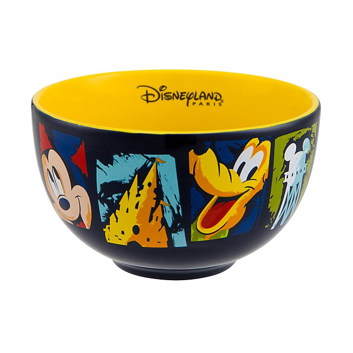 Disneyland Paris Mickey and Friends 2020 Bowl