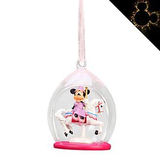 Disneyland Paris Boule Minnie et Le Carrousel de Lancelot