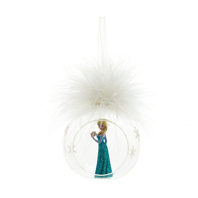 Disneyland Paris Elsa Hanging Ornament