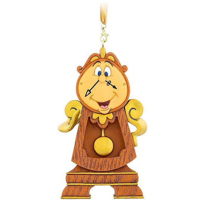 Disneyland Paris Cogsworth Hanging Ornament