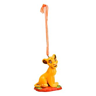 Disneyland Paris Simba Hanging Ornament