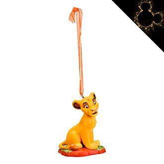 Disneyland Paris Simba Hanging Ornament