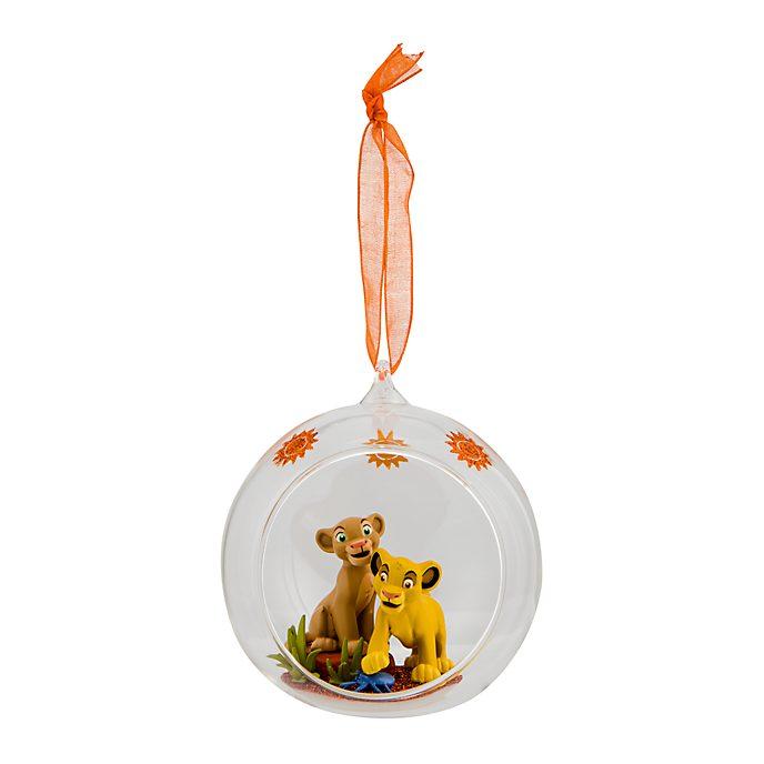 Disneyland Paris Simba and Nala Hanging Ornament