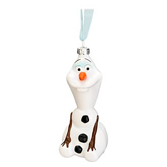 Disneyland Paris Olaf Hanging Ornament, Frozen