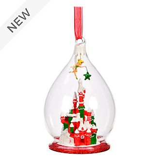 Disneyland Paris Castle Hanging Ornament