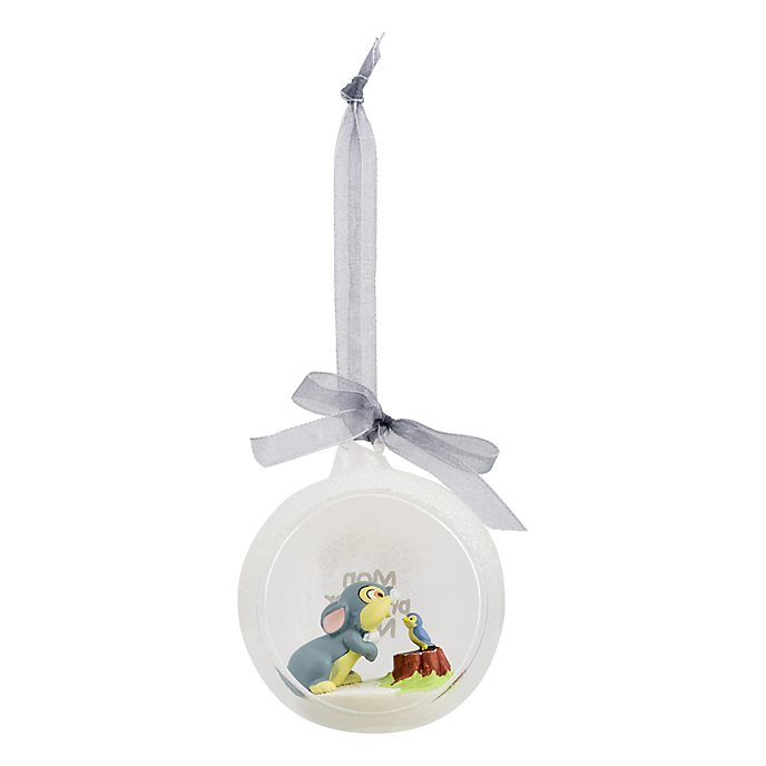 Disneyland Paris Thumper Christmas Bauble for Baby