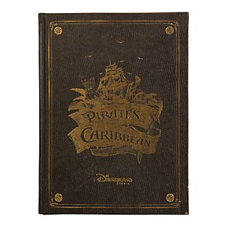 Disneyland Paris Pirates of the Caribbean: A Treasure of an Attraction Book