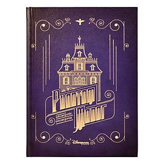 Disneyland Paris Livre Phantom Manor : L'Attraction Décryptée