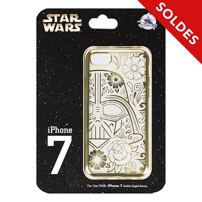 Étui pour iPhone 7/8 Dark Vador Star Wars Disneyland Paris