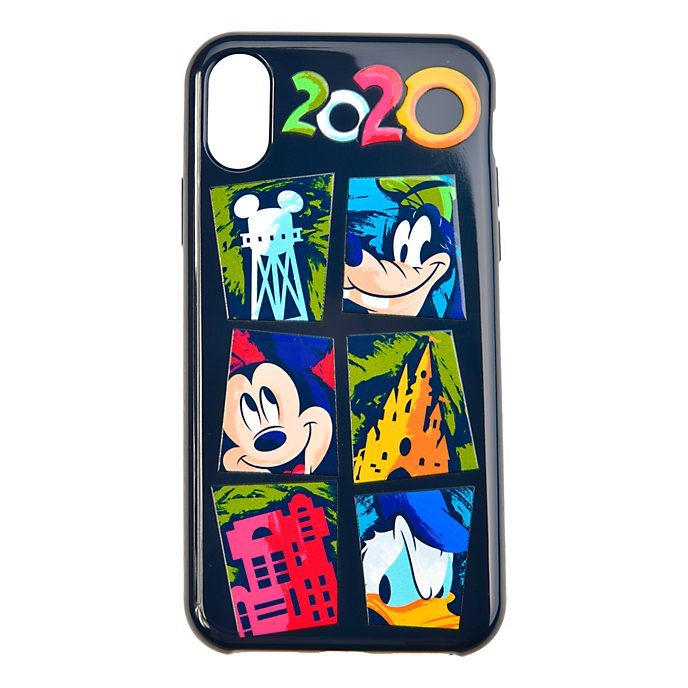 Disneyland Paris Mickey and Friends iPhone X/XS Case