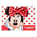 Carnet d'autographes Minnie Disneyland Paris