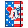 Disneyland Paris Mickey Mouse Americana A5 Notebook