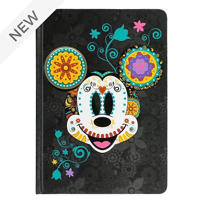 Disneyland Paris Mickey Mouse Dia de los Muertos Journal