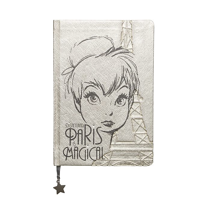 Disneyland Paris Tinker Bell A5 Notebook