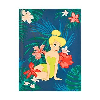 Disneyland Paris Tinker Bell Secret Garden A5 Notebook